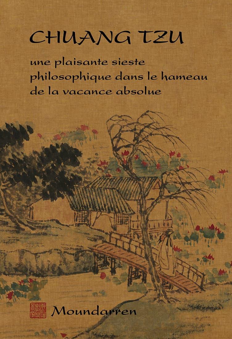 Couverture du livre Chuang tzu