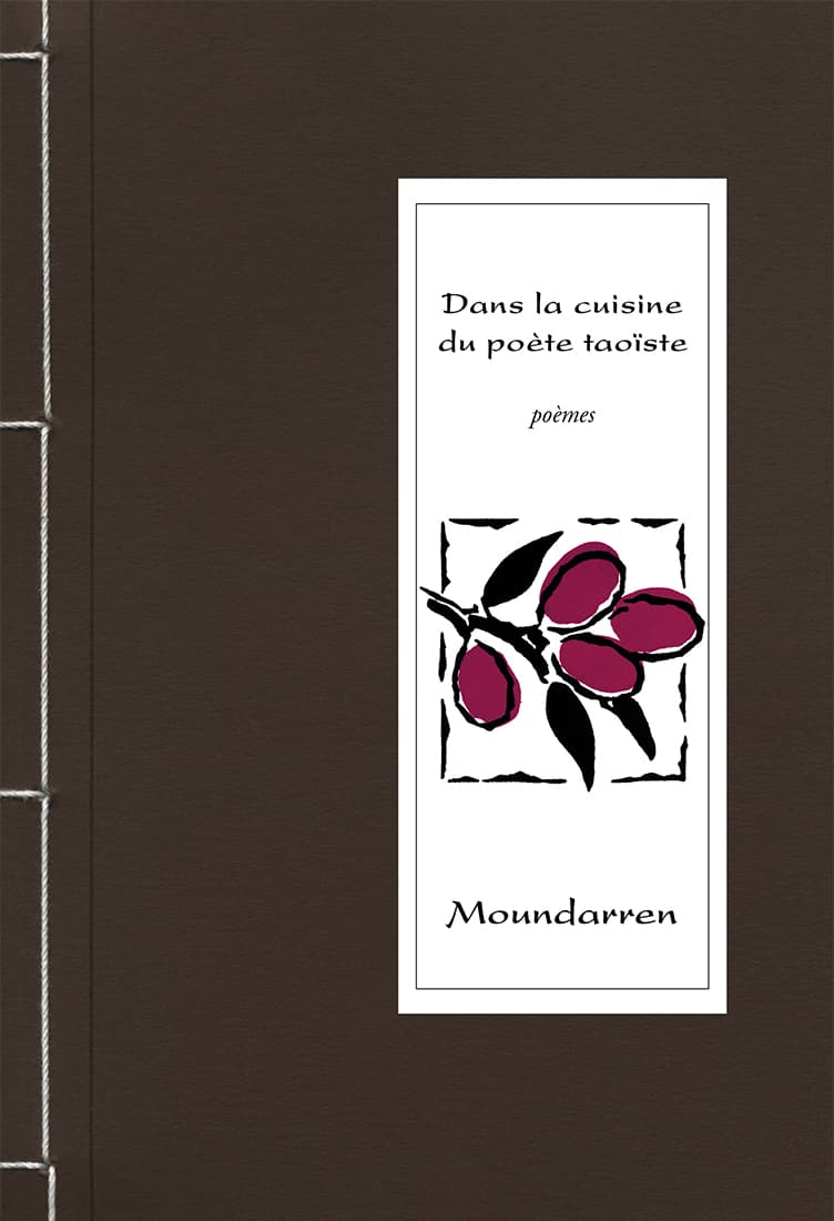 Couverture du livre Dans la cuisine du poète taoïste